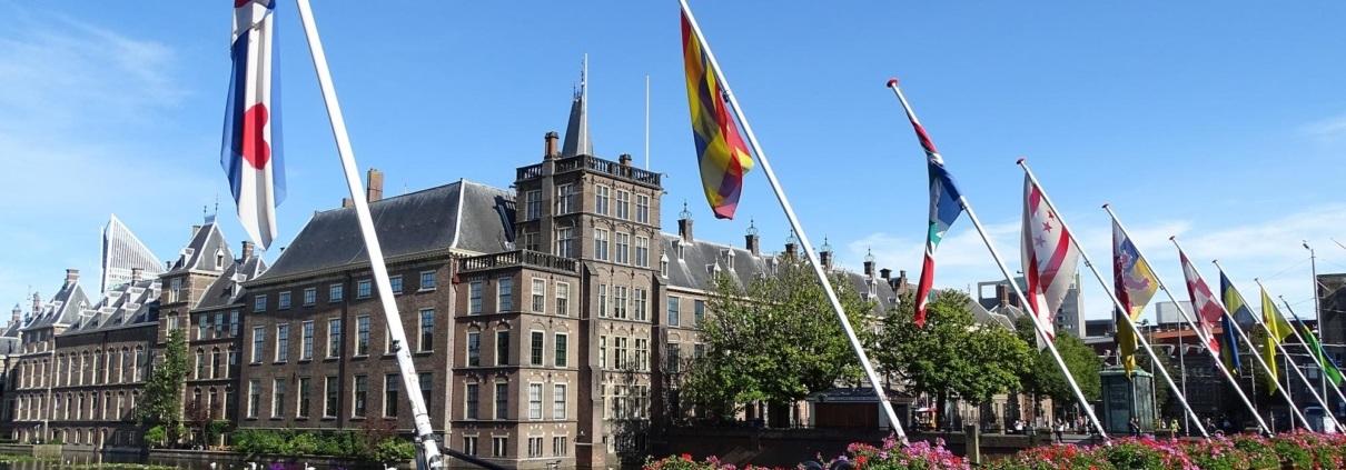 Hofvijver flags of the world