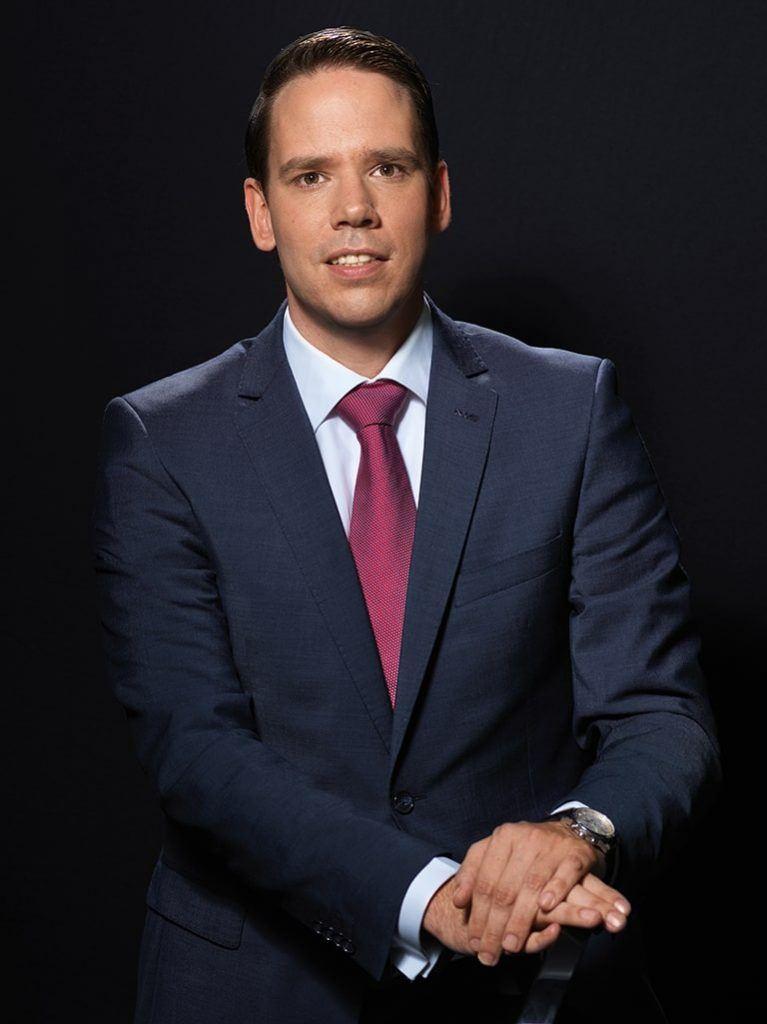 Martijn Dellebeke - Expat lawyer (company law)
