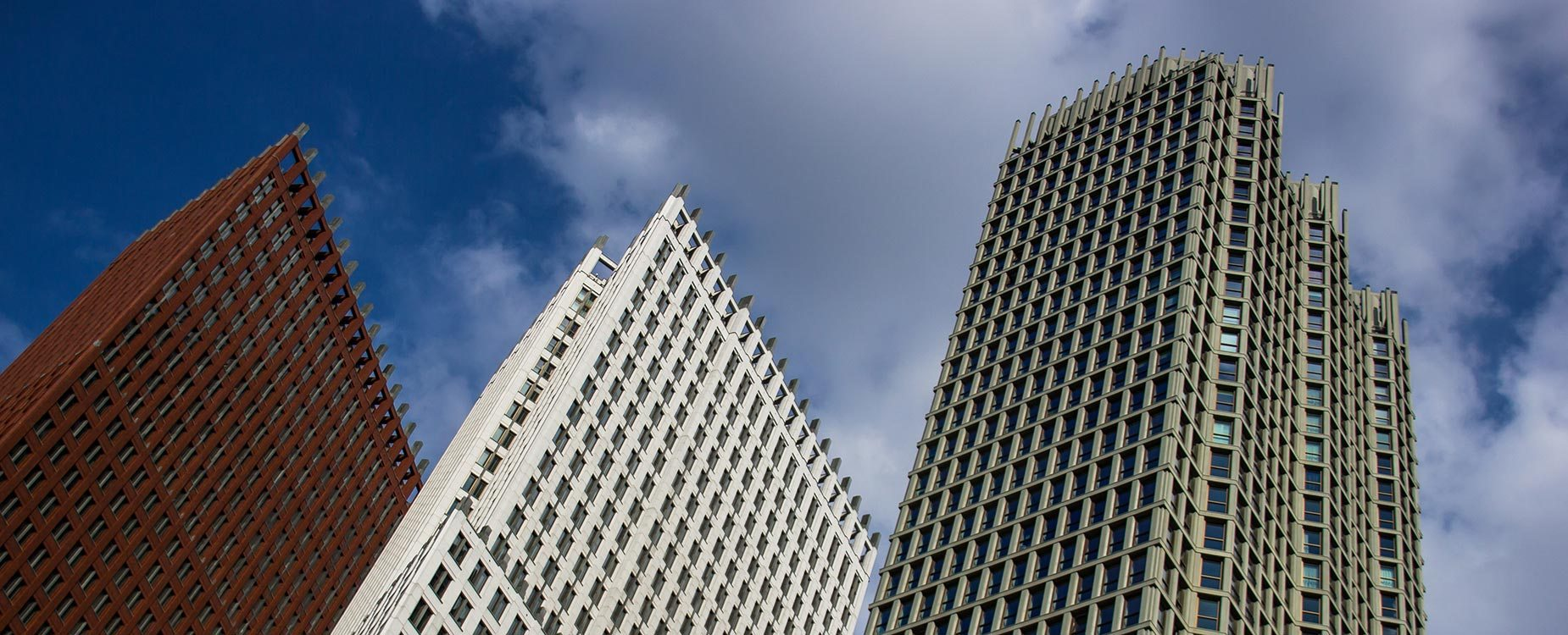 The Hague architecture