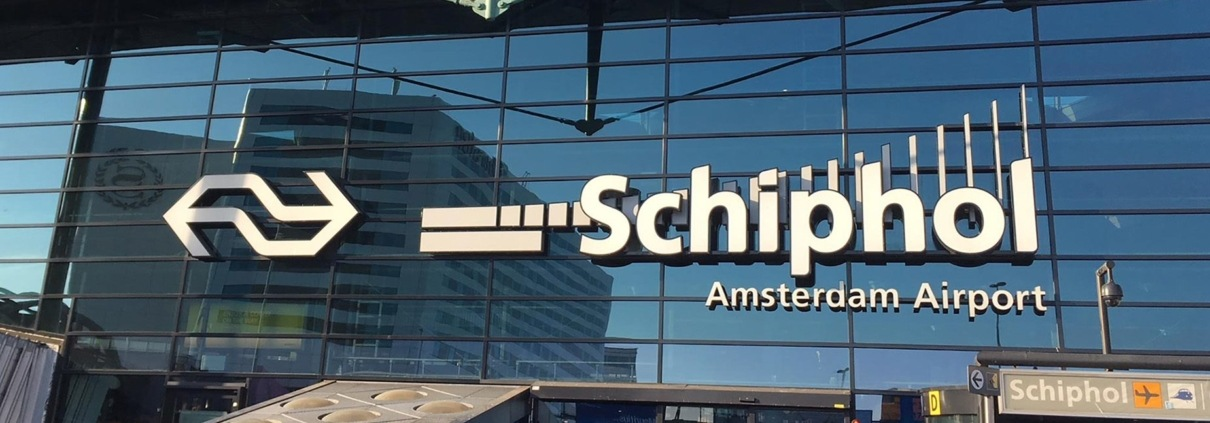 Schiphol AIrport Netherlands