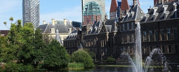 The Hague - hofvijver
