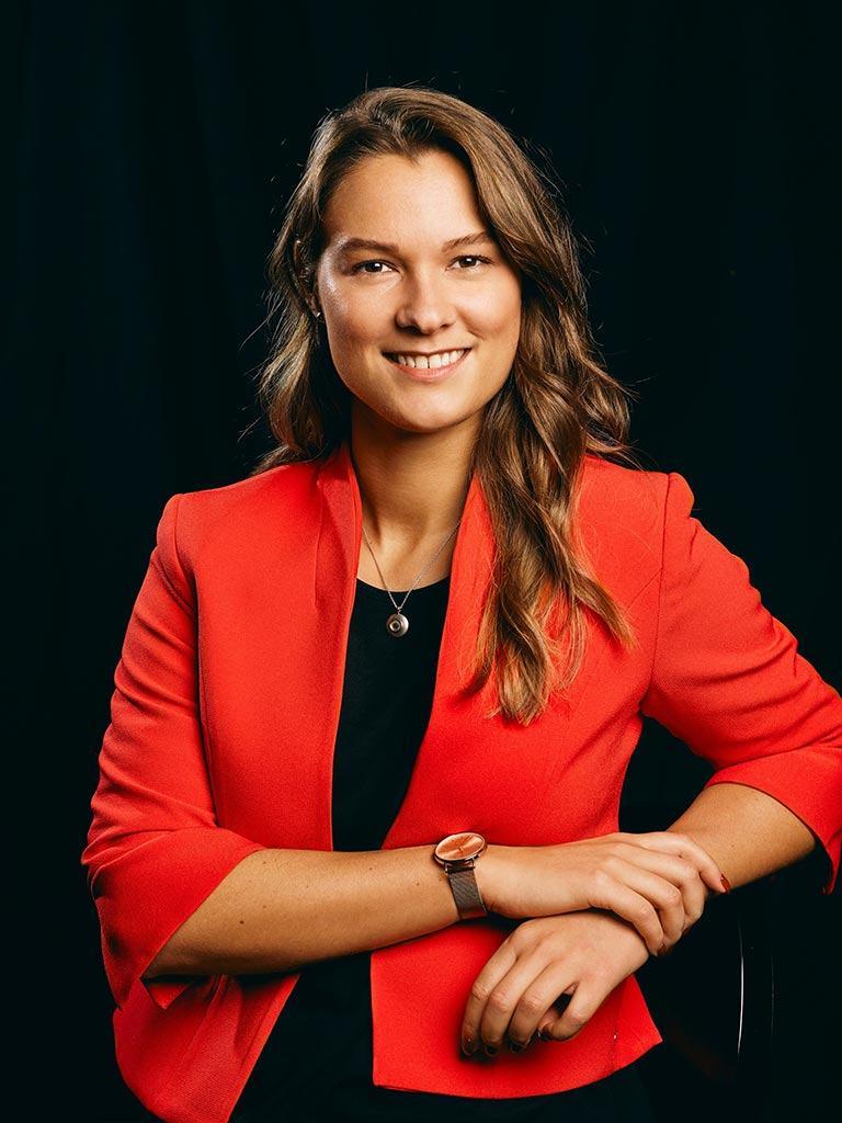Danielle van den Heuvel